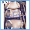 Codo S32750 instalación de tuberías de 45 grados