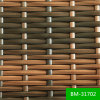 UV 저항하는 PE 등나무 옥외 고리 버들 세공 가구 분대 (BM-31702)