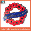 Значки Pin венка Bulk Cheap Quality Souvenir Red Poppy фабрики для Sale