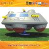 Stoel van het UFO van het Stuk speelgoed van jonge geitjes de Plastic Draaiende (pa-021)