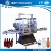 Agua linear automática Rinser para lavar las botellas plásticas o de cristal
