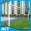7.32X2.44m Fixed Aluminum Soccer Goals/Football Torpfosten