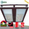 Alto disegno di plastica della finestra di girata di inclinazione di sigillabilità UPVC per la casa
