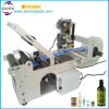 Code Printer (MT-50)를 가진 다중목적 Semi-Auto Round Bottle Labeler