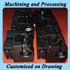 Часть прототипа точности CNC OEM таможни подвергая механической обработке в оптовой продаже