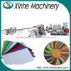 Машина продукции штрангпресса материала листа плиты высокого качества пластичная