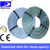 Diamant Wire Saw pour Granite Quarry