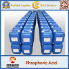 CAS nenhum ácido fosfórico líquido 85% da classe da indústria 7664-38-2