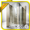 Venta al por mayor 12m m Thick Tempered Glass Door para Bathroom Manufacturer