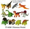 Jouet drôle chaud du monde de dinosaur