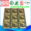 3PCS por 3PCS Panel Board, PWB Design de Immersion Gold