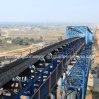 Au-dessus de la courroie Conveyor/Material de cuvette de terre traitant le convoyeur à bande