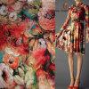 Tissu de polyester d'impression de 2016 le plus nouveau Digitals/le tissu en soie de mousseline de soie de robe satin Fabric/Women de polyester