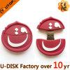 Azionamento dell'istantaneo del USB di marchio di Mini Round Custom Company (YT-Qatar)