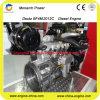 De Dieselmotor van Deutz BF4M2012 C
