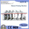 Máquina tinter / impresión de la etiqueta (ASY-R)