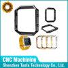 Reloj modificado para requisitos particulares de la parte posterior de la caja de acero inoxidable de la caja de reloj del deporte del CNC del surtidor de China que trabaja a máquina