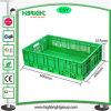 Envase plegable de los compartimientos del embalaje plástico del almacenaje