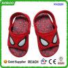 Самая последняя обувь человек-паука ботинок малышей ягнится сандалия (RW28291)