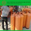 Certificat en acier du cylindre C2h2-Tped de catégorie industrielle