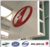 Логос автомобиля рекламируя знак опоры для магазина 4s