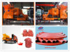 Bewegliches Concrete Mixer Pump mit Auto Spare Part C5