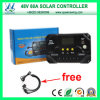 PWM Controller 60A 48V Solar Charge Controllers mit LCD (QWP-VS6048U)