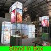 Produtos novos 2016 cabines de anúncio da exposição da caixa leve do diodo emissor de luz