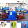 Gummisilikonwristband-/ring-Produkte, die Maschine herstellend vulkanisieren