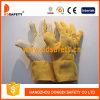 Садовничая перчатки. Желтое Dots на Palm (DGB111)
