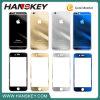 Accesorios coloridos del teléfono móvil del vidrio Tempered del espejo para el iPhone