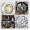황금, Silver, White, Green, Red etc. Finishing Alloy Wheel (131)