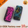 Kundenspezifisches Form PVCusb-Blinken-Laufwerk-fördernder Geschenk USB (YT-6433-55)