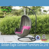 Giardino poco costoso Rattan Swing di Outdoor con Soft Cushion