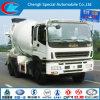 Isuzu 6X4 10cbm 15cbm Concrete Mixer Truck voor Sale