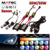 Carro Accesssories Canbus magro H1 H3 H4 H7 H8 H119004 9005 9006 9007 35W 55W 75W 100W Xenon HID Kit