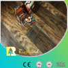 12.3mm Hand Scraped Hickory Sound Absorbing Laminated Floor