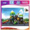 Galvanize Steel Material Outdoor Playground Slide with CE Certificate