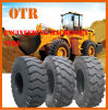 Schräges OTR Tire 23.5-25 weg von Road Tire