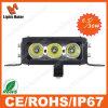Nieuwe CREE 6.5 Inch 30W Single Row Super 4X4 van Road Lights LED Light Bar lml-E1030