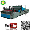 Rodillo de alta velocidad del tejido de la cocina de la perforación que hace precio de la máquina