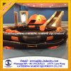 Liferaft inflável reversível aberto do SOLAS para a economia de vida