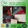 Formica Blad/Decoratieve Gelamineerde Houten Colo HPL