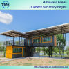 Decorated bom Container House para Living