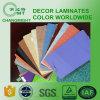 Hoja compacta /Designer Sunmica/material de construcción /HPL