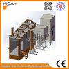 Multi-Ciclone após a cabine eletrostática do revestimento do pó do sistema da recuperação dos filtros