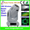 10r 280W DMX bewegliches Hauptträger-Licht