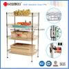 Шкаф корзины кухни сетки крома ярусов утверждения 4 NSF