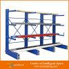 Estantería voladiza de la plataforma del estante para trabajos de tipo medio del almacenaje del supermercado