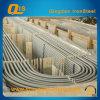 Tubo del acero inoxidable de la curva en U para el cambiador de calor